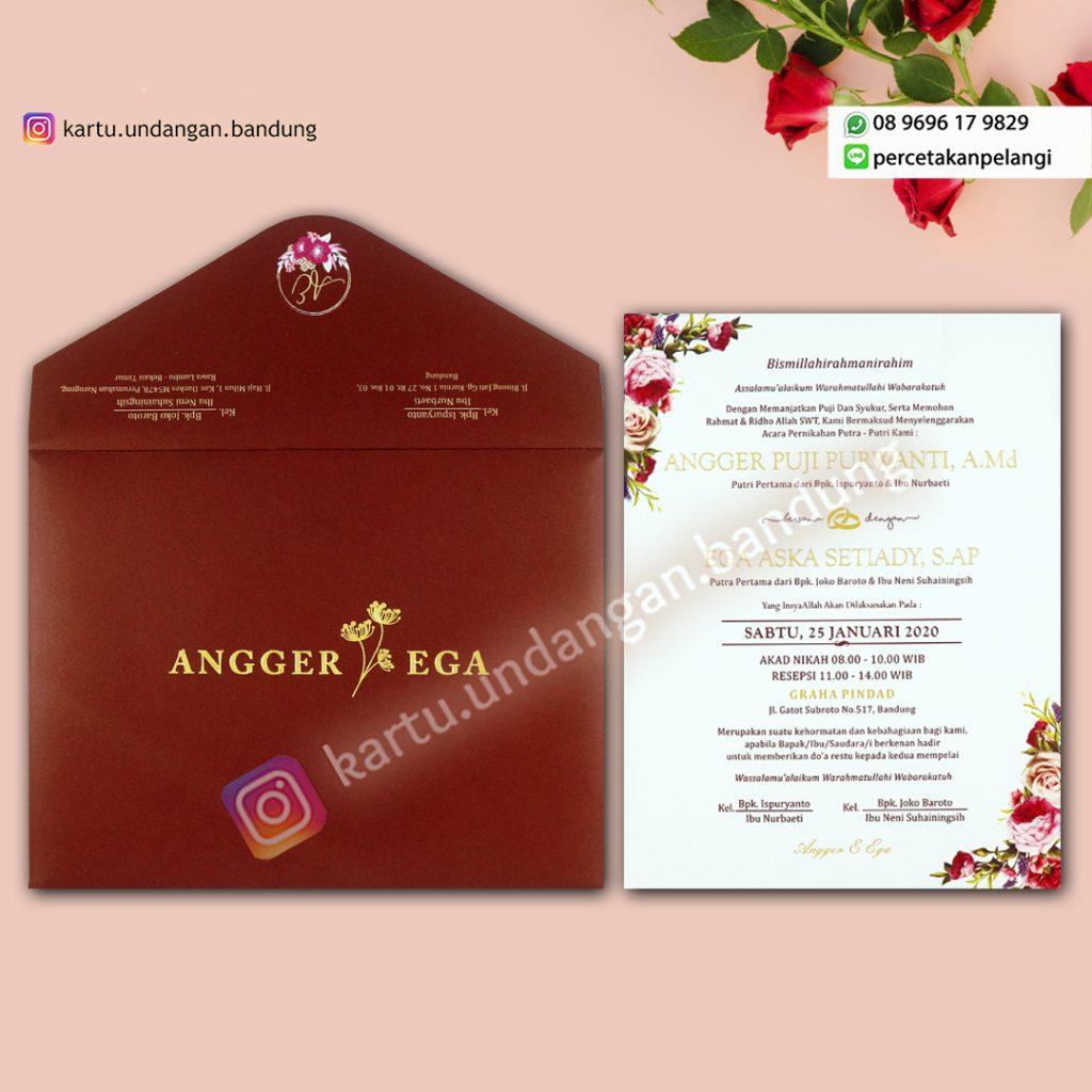 Undangan Pernikahan Luxury