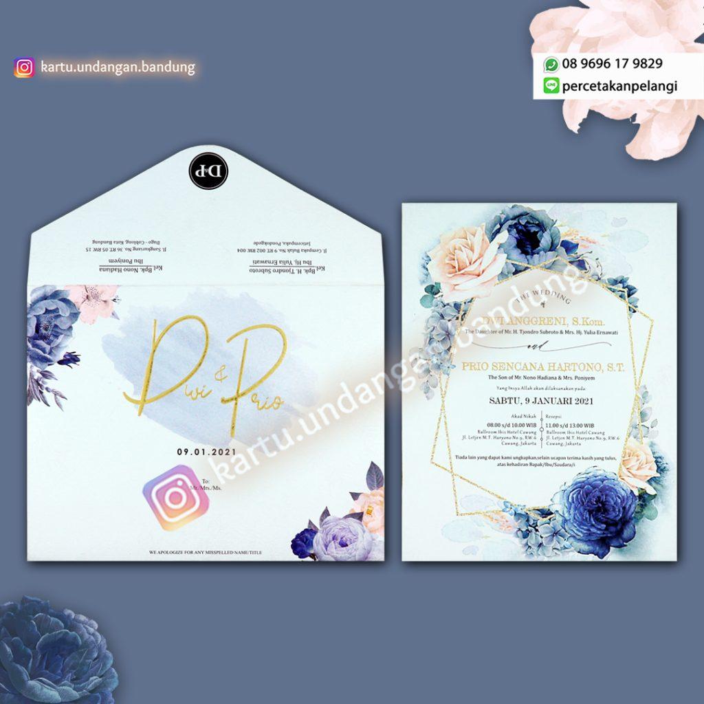 Undangan Design Premium Cantik