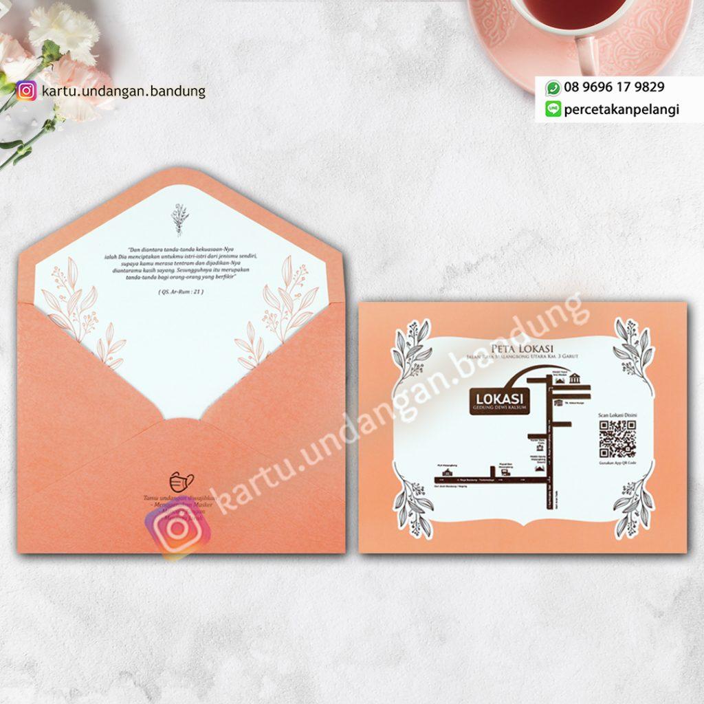 Undangan Pernikahan Cantik Simple