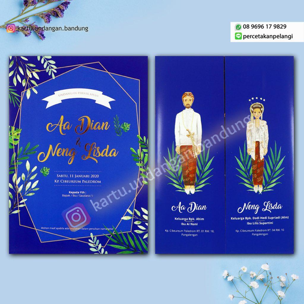 Undangan Pernikahan Adat Sunda