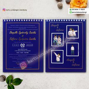 Free Custom Design + Tambah Foto