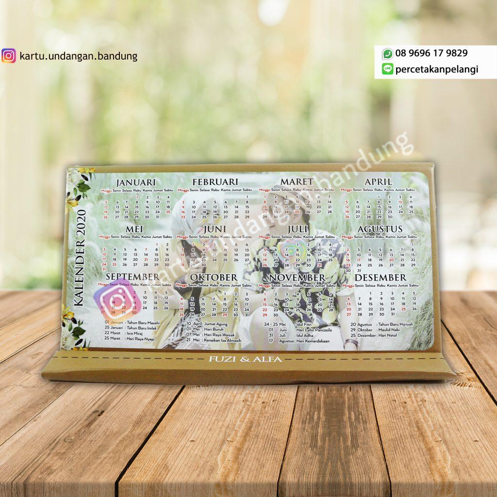 Undangan kalender Cantik Bermanfaat